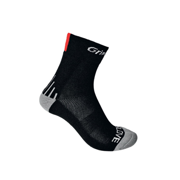 Grip Grab Winter Cycling Sock