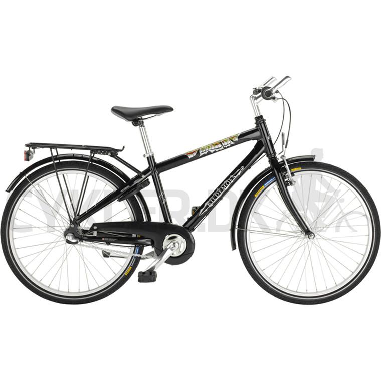 Kildemoes Bikerz Drenge Standard - Sort (423-01 & 423-02)
