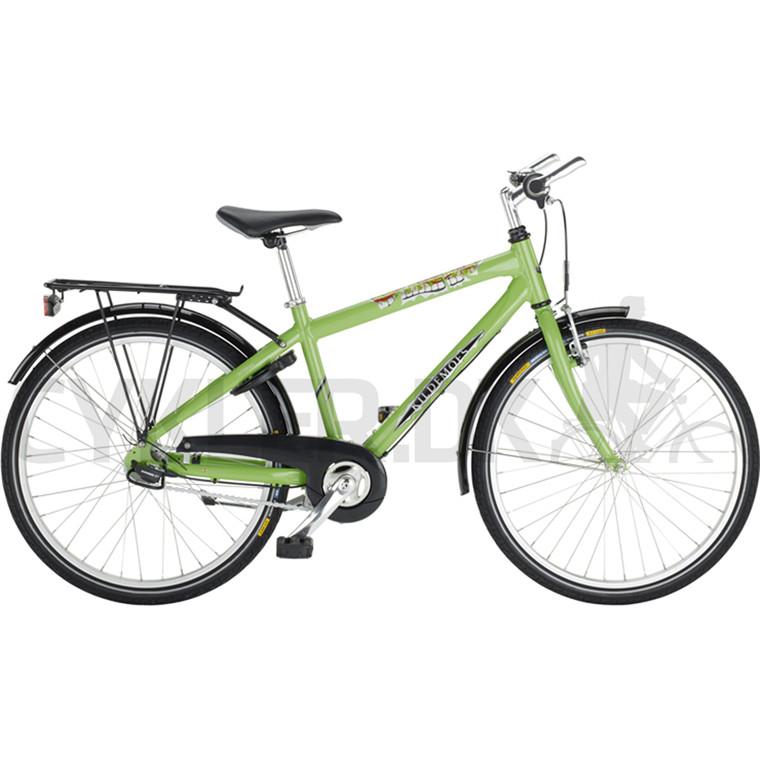 Kildemoes Bikerz Drenge Standard - NeonGrøn