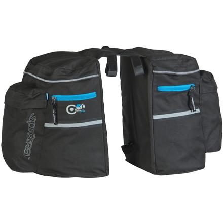 Spectra Dobbelt Sidetaske - Bag