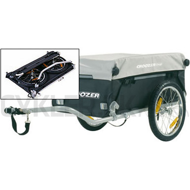 Croozer Cargo Trailer