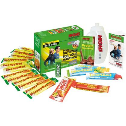 High5 Marathon Pack