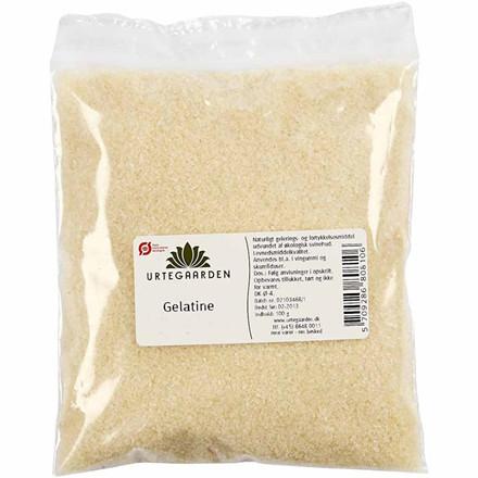 Gelatine , ØKO, 100 g