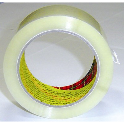 TAPE 3M 371 SCOTCHPRO 3 - TRANSPARENT - 100 MM X 66 M
