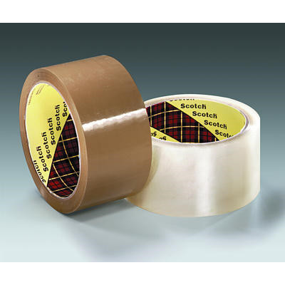 PAKKETAPE SCOTCH® 6890 UPVC KLAR /6RL