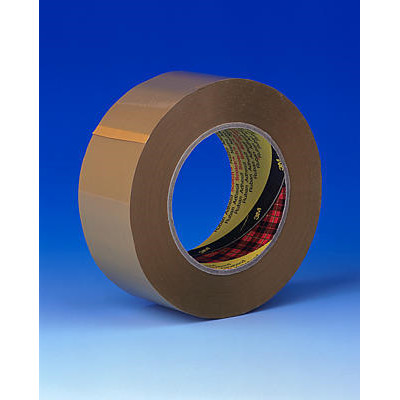 PAKKETAPE SCOTCH® 6890 UPVC BRUN /6RL