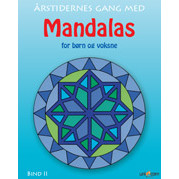 MALEBOG - MANDALAS RSTIDERNES GANG - BIND 2 - FOR BRN OG VOKSNE