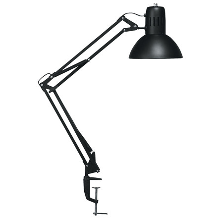 GLØDE LAMPE SUCCESS 66 SORT 233E106