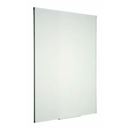 WHITEBOARD TAVLE ESSELTE 600X900MM HVID RAMME