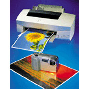 FOTOPAPIR AVERY PREMIUM GLOSSY, DOBBELTSIDET 180G