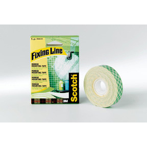 3M Scotch Mounting tape 331930B, 19mm x 3m