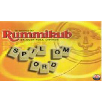 SPIL RUMMIKUB OM ORD