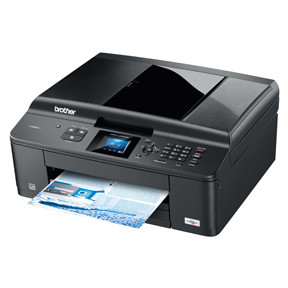 Brother MFC-J430W Inkjet 4-in-1 Wireless