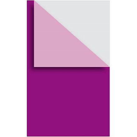 Color Bar, 21x30 cm, violet, ensfarvet, 10 ark