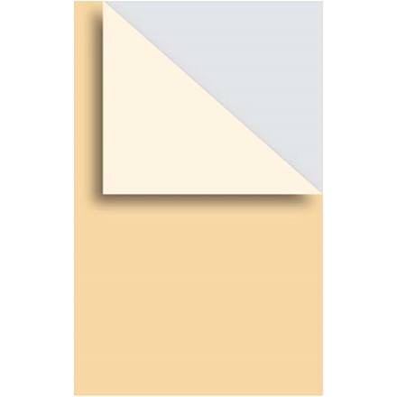 Color Bar, 21x30 cm, beige, ensfarvet, 10 ark