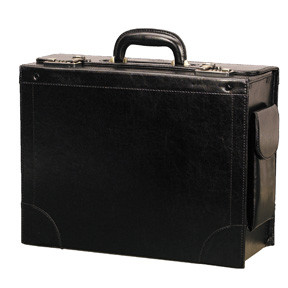 Esselte Pilot case Chivago New York Black