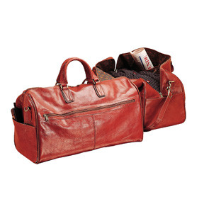 Esselte Travelling-bag Chivago Roma Cognac
