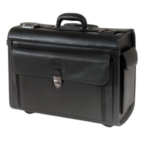 Esselte Carry-on bag Chivago Jupiter Black