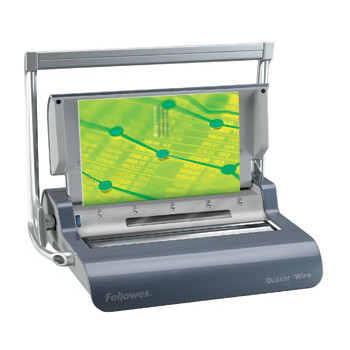 Fellowes Quasar manuel wire binder
