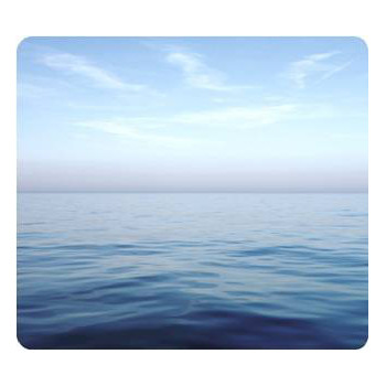 Fellowes Mouse pad, Earth Series Blue Ocean