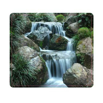 Fellowes Mouse pad, Earth Series Waterfall