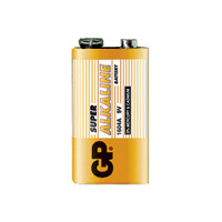 GP Batteries Battery Super Alkaline 9V/6LF22  9,0V  (1)