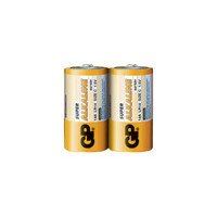 GP Batteries Battery Super Alkaline LR14/C    1,5V  (2)