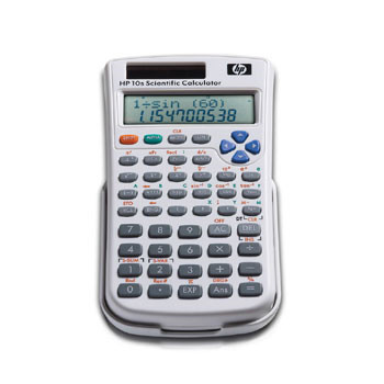 HP HP 10s scientific calculator