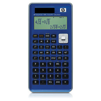 HP HP Smartcalc 300s scientific regner