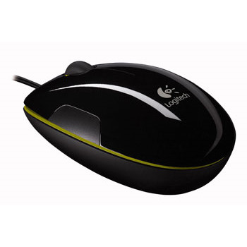 Logitech LS1 Laser Mouse (Grape-Acid Flash)