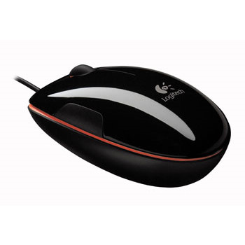 Logitech LS1 Laser Mouse (Grape-Jaffa Flash)