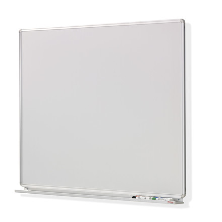 Whiteboardtavle Uniti 1018x1248mm m. pennehylde
