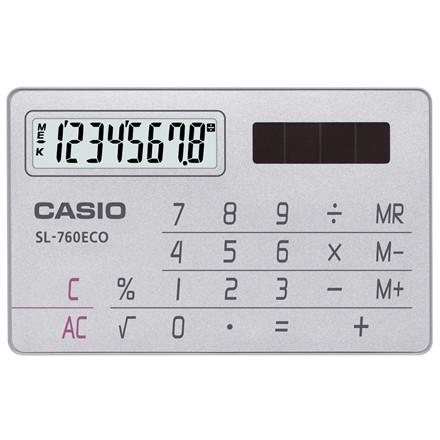 Lommeregner Casio sl-760 eco hardbox 8 cifre (14710)