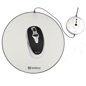 Sandberg Wireless BatteryFree Mouse Pro