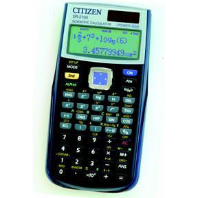Citizen Citizen SR 270X teknisk lommeregner