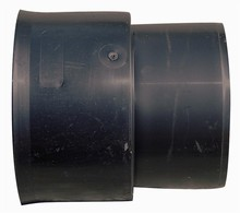 Transition Drainage pipe to smooth pipe coupler PP