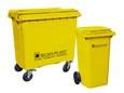 Konteineri vides bīstamo atkritumu savākšanai