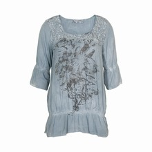 OCCUPIED BIRGIT BLOUSE 012102
