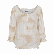 OCCUPIED VIOLA BLOUSE 012164 SB