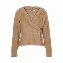 OCCUPIED BERTA WRAP CARDIGAN 012300
