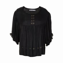 OCCUPIED TRICIA BLOUSE 012790