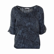 OCCUPIED CRY BLOUSE 013022