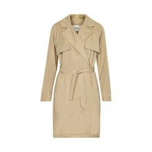 SOAKED IN LUXURY PERONE TRENCH COAT 30400666