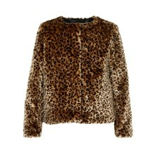 SOAKED IN LUXURY ISABEL FAUX FUR 30401459