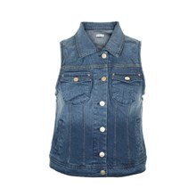 KAFFE DENIM WAISTCOAT 530460-K