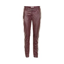 KAFFE TAMMY LEATHER PANT 530878