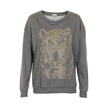 KAFFE TIKKA LION SWEAT 53408