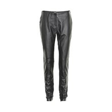 KAFFE PIA LEATHER PANT 541036