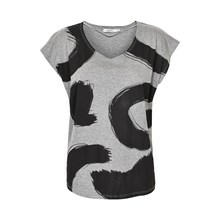 KAFFE HEATHER T-SHIRT 550061