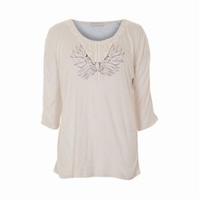 CREAM LOUISA T-SHIRT 631421